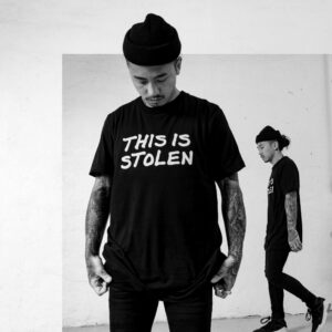 This Is Stolen Tee Shirt