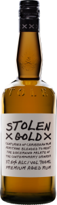 Stolen Gold Rum Bottle