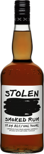 Stolen Smoked Rum Bottle